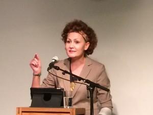 Masha Nikan er barnebokforfatter