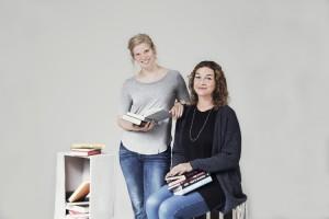 Nina Aalstad og Siri Morland i Ubok Formidling. Foto: Jarli og Jordan