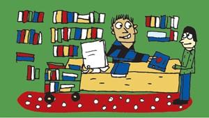 Auka etterspørsel etter litteraturformidlarar