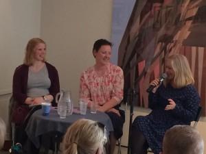 Nina Aalstad, Linn T Sunne og Aina Basso