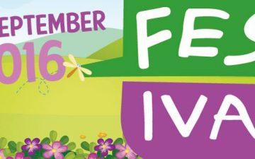 Barnebokfestival 15.-17. september