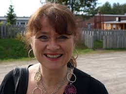 Å reklamere for eigne bøker: Bente Bratlund