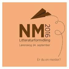 NM i litteraturformidling