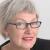 Å reklamere for eigne bøker: Erna Osland